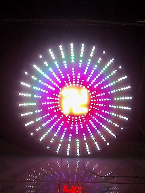 LED hào quang