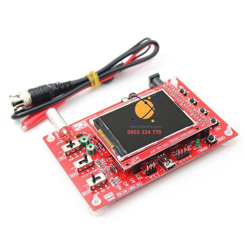 Máy hiện sóng Mini DSO138 - có case