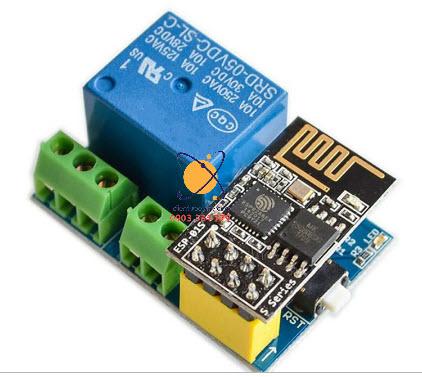 Module điều khiển Internet ESP8266 5V WiFi