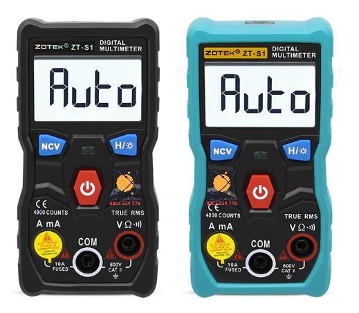 Đồng hồ đo điện đa năng Zotek ZT-S1