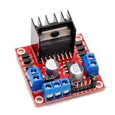 Module điều khiển động cơ L298N