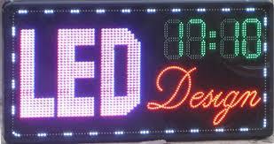 Bảng LED quảng cáo LED đơn - liên hệ
