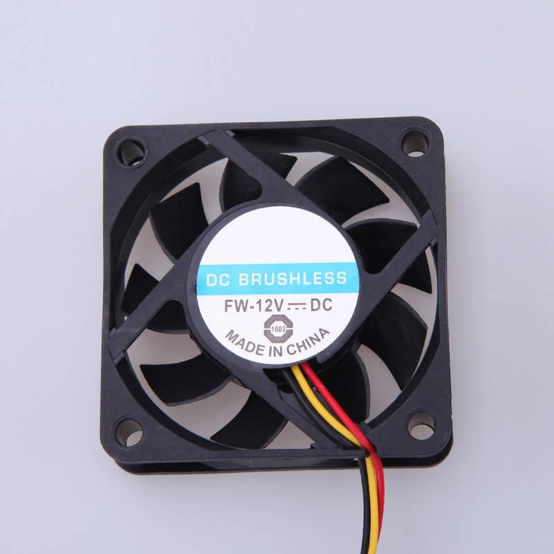 Quạt tản nhiệt 6cm x 6cm 12VDC