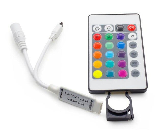 Mạch điều khiển LED RGB 2