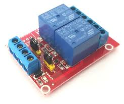 Module 02 Relay opto cách ly