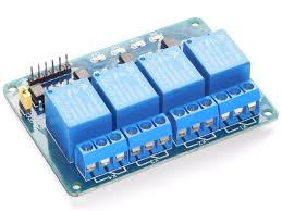 Module 04 Relay opto cách ly