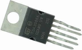IC công suất âm thanh TDA2050