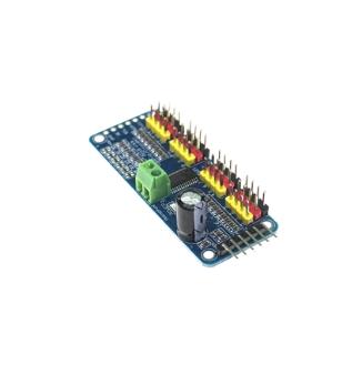 Mạch điều khiển động cơ servo 16 kênh