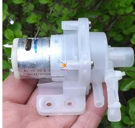 Bơm nước mini mẫu 2