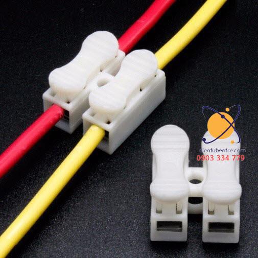 Đầu nối dây điện nhanh CH2