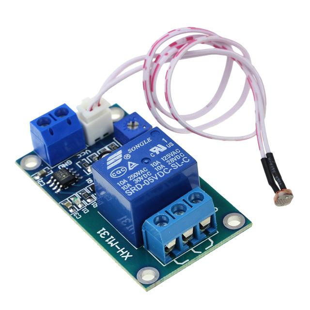 Module cảm biến quang có relay 5V