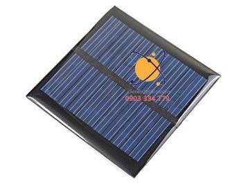 Pin năng lượng mặt trời 5.5V - 1W