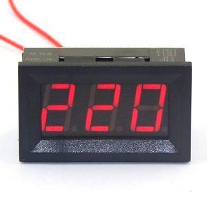 Đồng hồ đo áp AC - 500VAC đỏ
