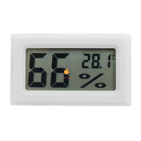 Đồng hồ đo nhiệt độ - độ ẩm