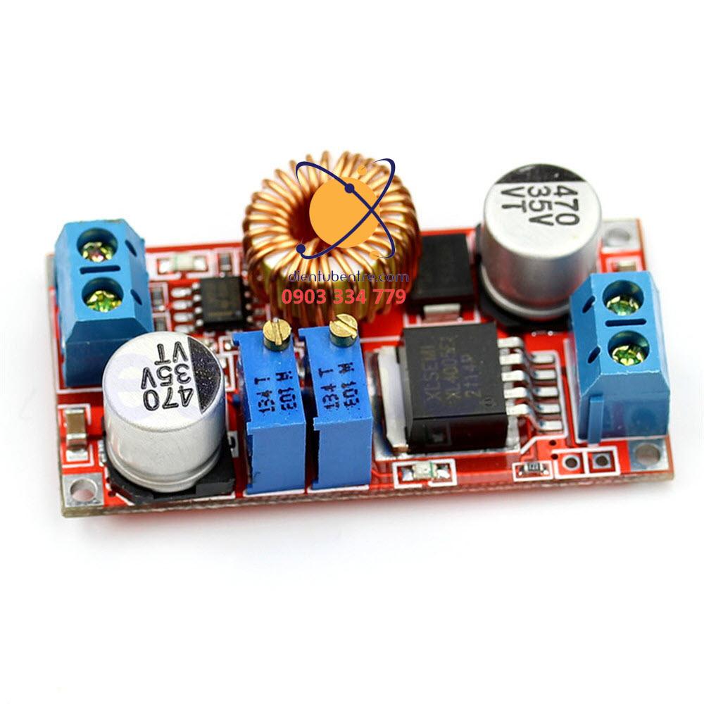 Module Hạ áp có hạn dòng 5A XL4015