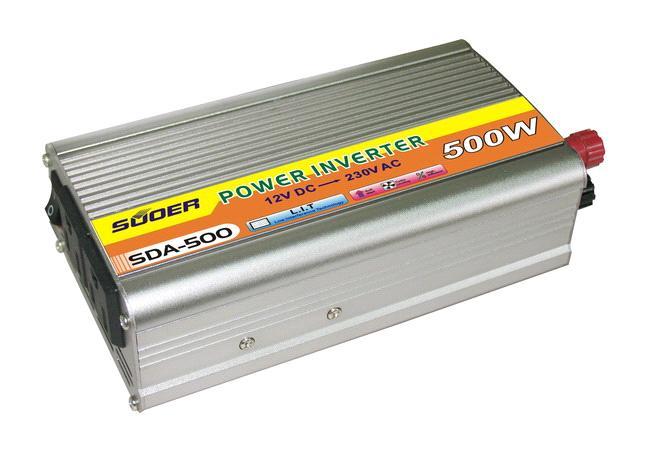 Bộ chuyển đổi INVERTER 12V-230V 500W