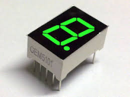 LED 7 đoạn 0.56 inch - xanh lá