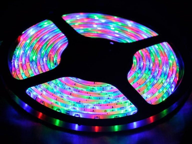 LED cuộn RGB 5m