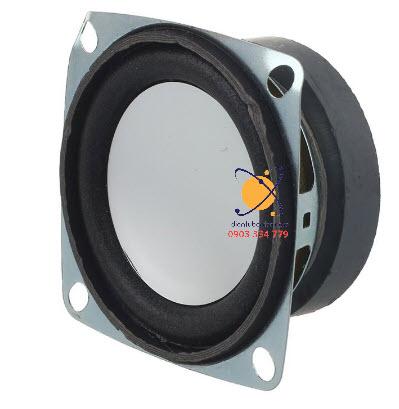 Loa  stereo woofer 5 Ohm 3W 5cm
