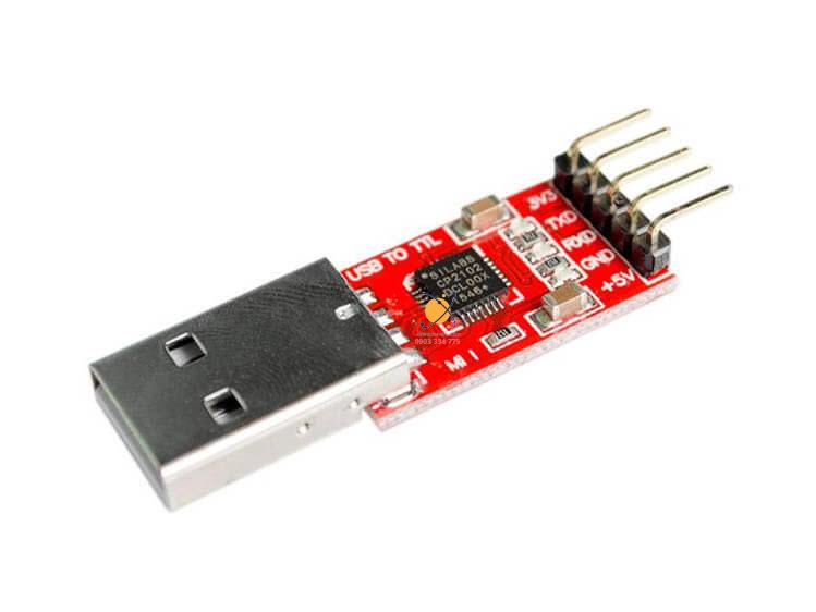 Mạch Chuyển USB UART CP2102