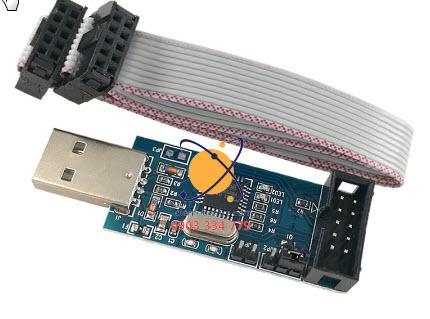 Mạch nạp 89S52 AVR ISP