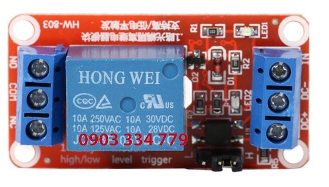 Module relay 24V 10A